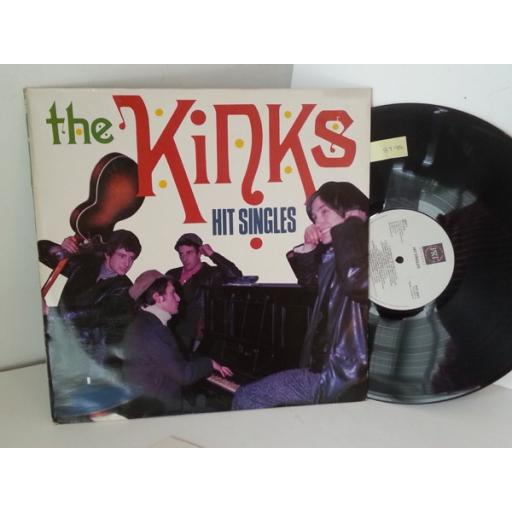 THE KINKS hit singles, PYL 4001