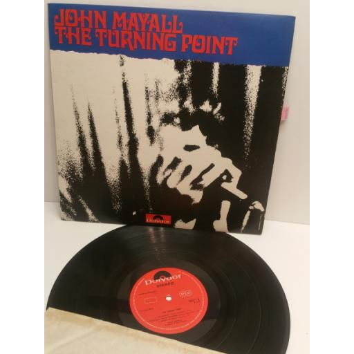 JOHN MAYALL the turning point 583 571