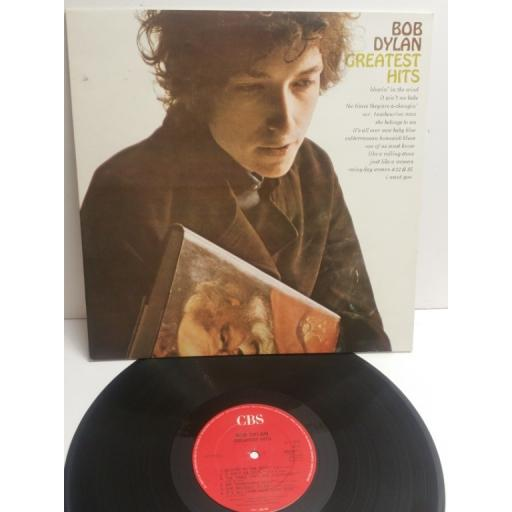 BOB DYLAN greatest hits 4609071