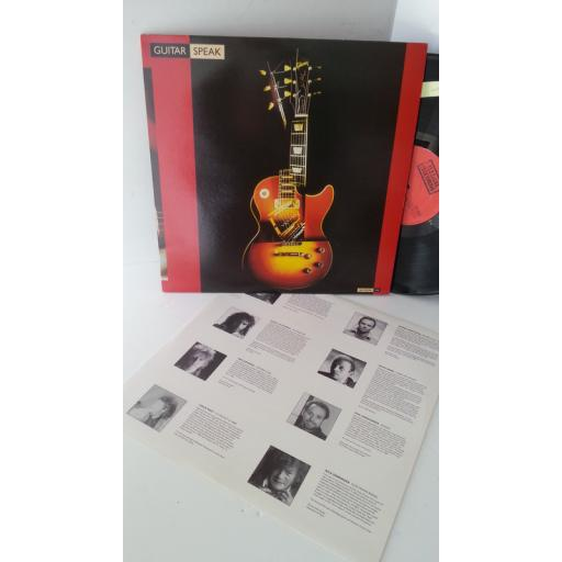 ALVIN LEE, LESLIE WEST, STEVE HUNTER guitar speak, ILP 033