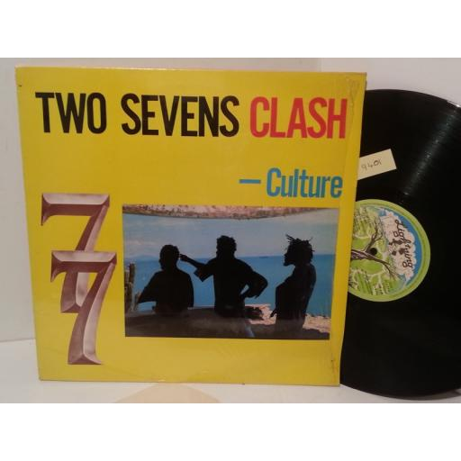 CULTURE two seven clash, LIP 1