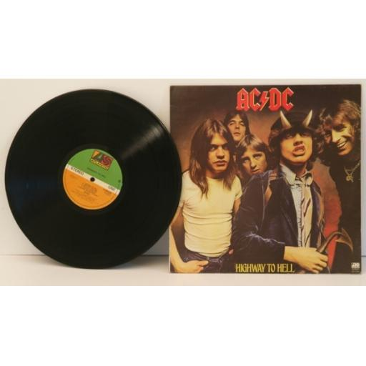 AC/DC, highway to hell. K50628