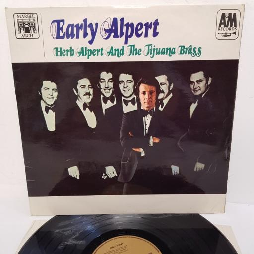 "HERB ALPERT AND THE TIJUANA BRASS, early alpert, MAL 866, 12"" LP"