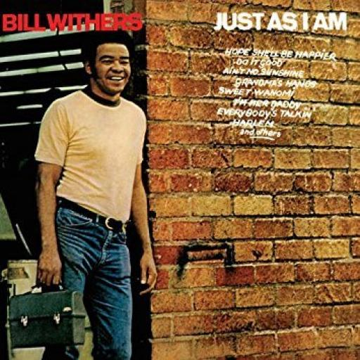 BILL WITHERS just as I am AMLS 65002