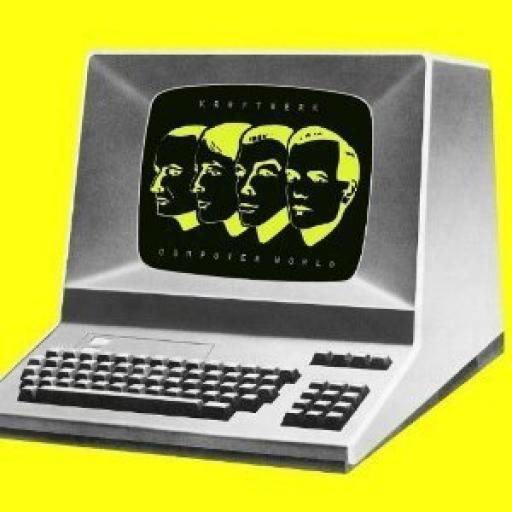 SOLD: Kraftwerk. Computer World