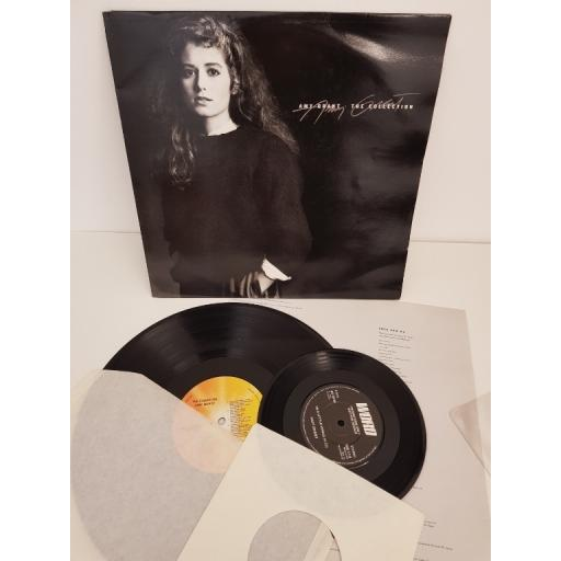 "AMY GRANT, the collection, (with promotional single), MYR R 1219, 12"" LP"