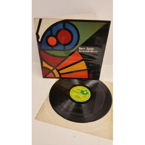 BARCLAY JAMES HARVEST once again, gatefold, SHVL 788