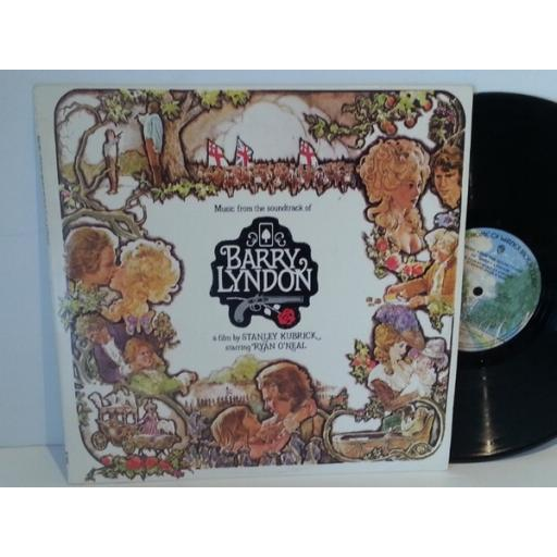 Various MUSIC FROM THE SOUNDTRACK OF BARRY LYNDON