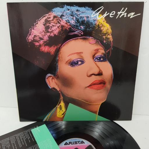 """ARETHA FRANKLIN, aretha, 208 020, 12"""" LP"""