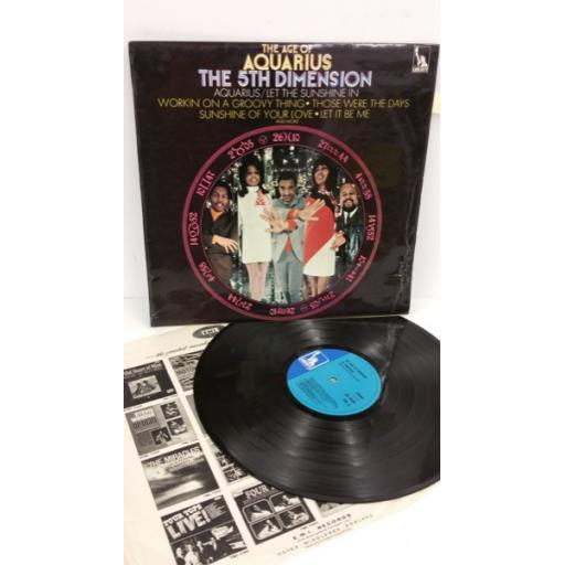 SOLD : THE 5TH DIMENSION the age of aquarius, LBS 83205