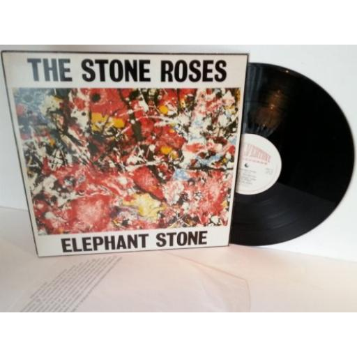 The Stone Roses ELEPHANT STONE 12 inch EP. ORE T1