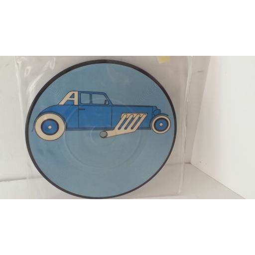 THE CARS just what i needed, 7 inch picture disc, K 12312