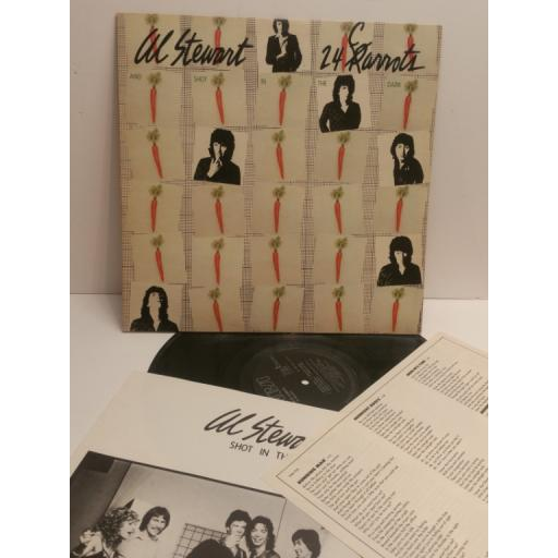 AL STEWART AND A SHOT IN THE DARK 24 carrots PL25306