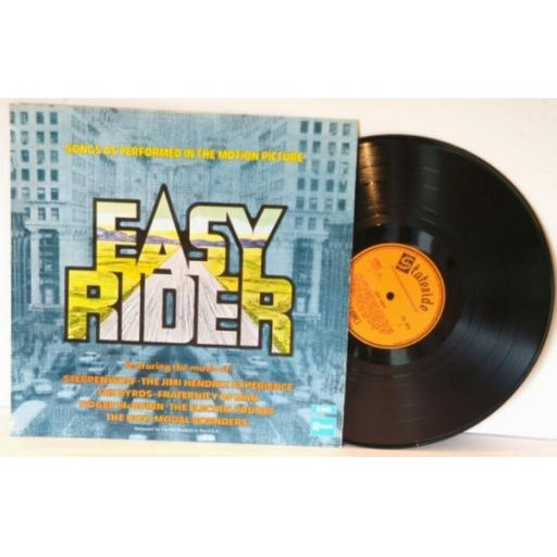 Easy Rider, easy rider [Soundtrack]