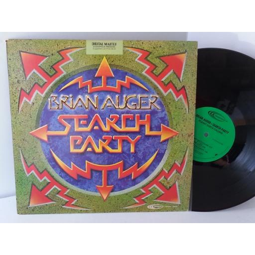 BRIAN AUGER search party, HF 9702