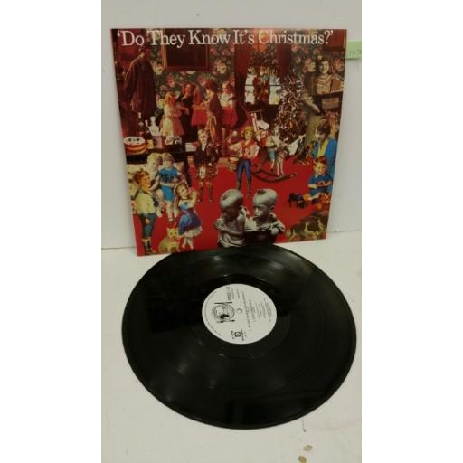 BAND AID do they know it's christmas?, 12 inch single, FEED 112