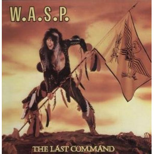 WASP, LAST COMMAND