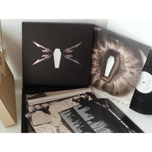 METALLICA death magnetic, 00602517828339, box set, 5 x vinyl