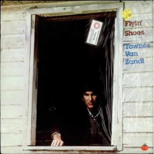 Townes Van Zandt, Flyin' Shoes