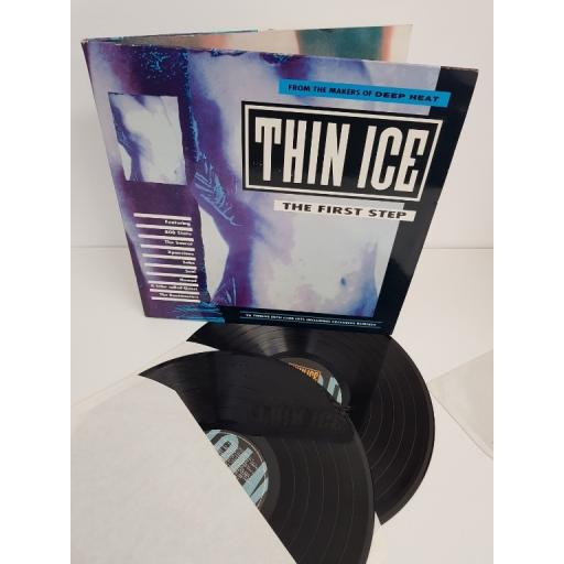 "VARIOUS ARTISTS, thin ice, STAR 2500, 12"" LP"