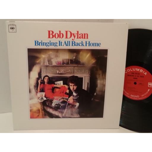BOB DYLAN bringing it all back, LP 5070