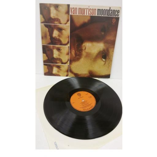 VAN MORRISON, moondance 1970. FIRST PRESS Warner Bros.
