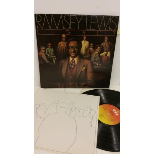 RAMSEY LEWIS legacy, picture insert, 82964
