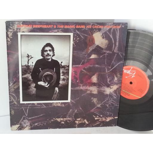 CAPTAIN BEEFHEART AND THE MAGIC BAND ice cream for crow, V2237