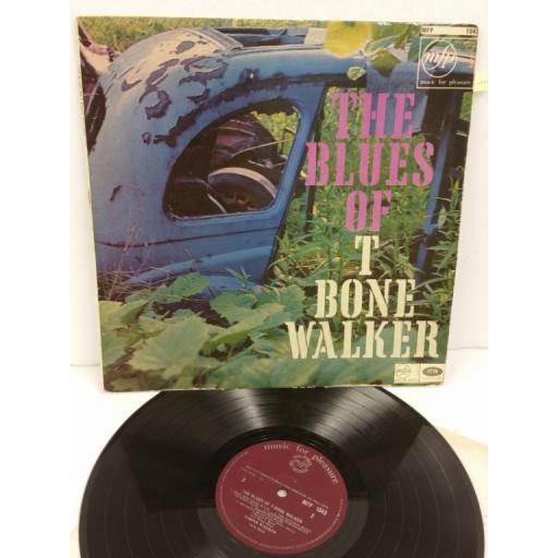 T-BONE WALKER the blues of t-bone walker, MFP 1043
