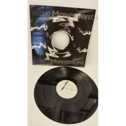 DREAD BASS baby tears / moods, 12 inch single, SMR 4
