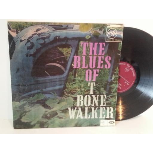 T Bone Walker THE BLUES OF T BONE WALKER
