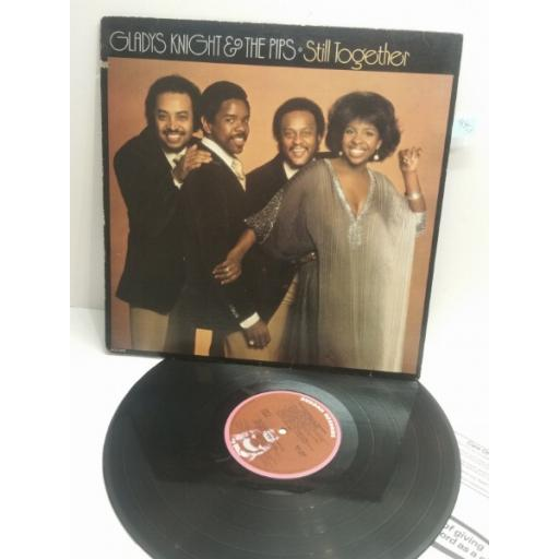 GLADYS KNIGHT & THE PIPS still together BDS 5669