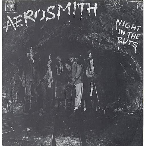 AEROSMITH, Night In the ruts
