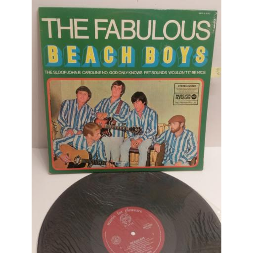 BEACH BOYS the fabulous beach boys MFP-A8090