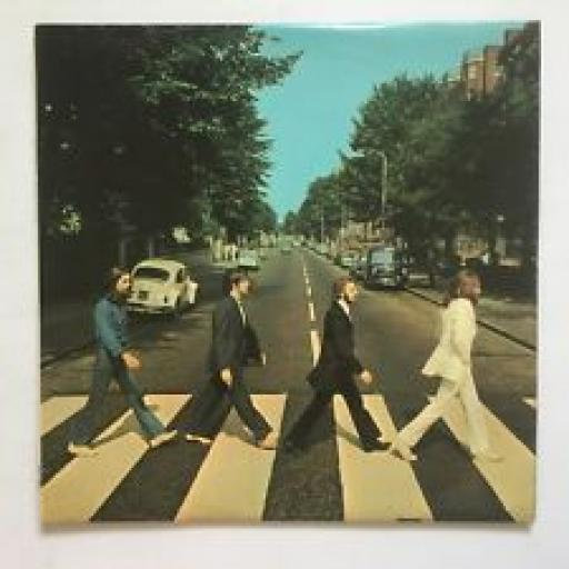 THE BEATLES, Abbey Road 1969. 2012 RE- Pressing