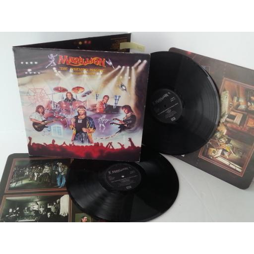 MARILLION the thieving magpie, double album, gatefold, MARL 12