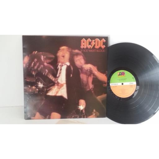 ACDC If you want blood you've got it, K 50532