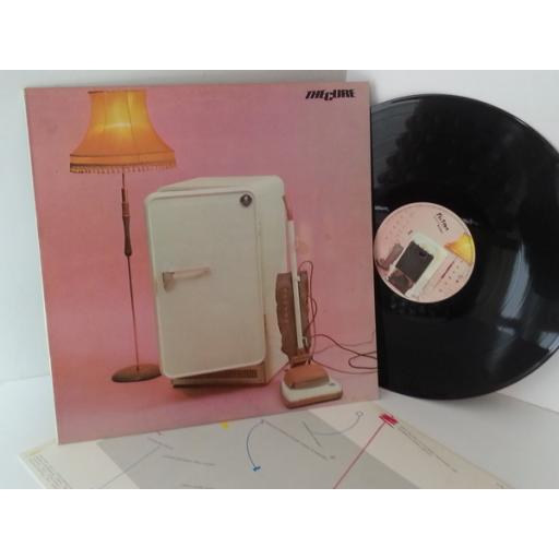 SOLD: THE CURE three imaginary boys, FIX 1