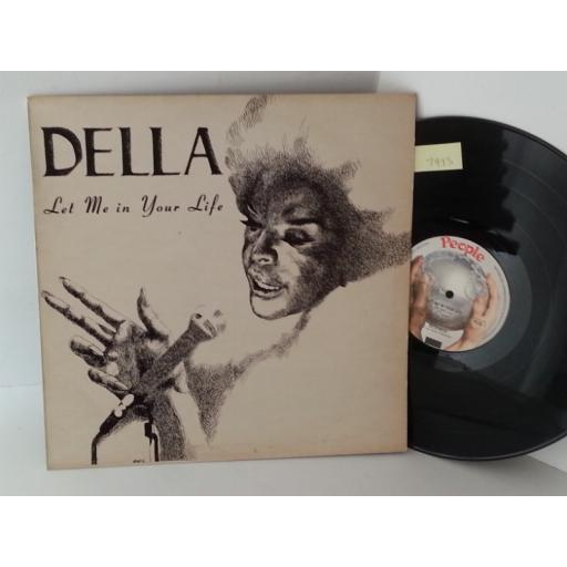 SOLD DELIA REESE let me in your life, PLEO 7
