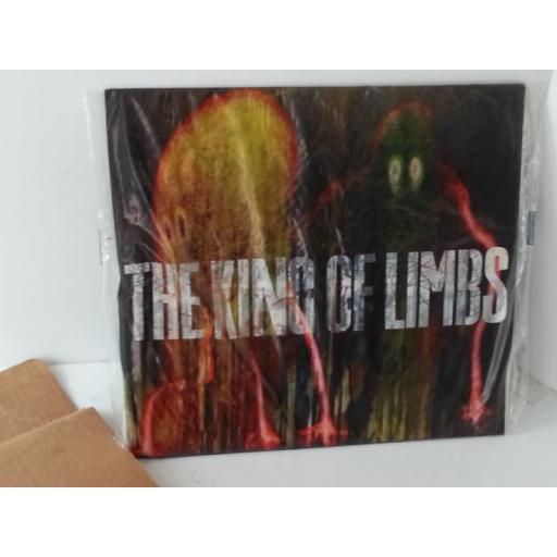 SOLD : RADIOHEAD the king of limbs, newspaper pack