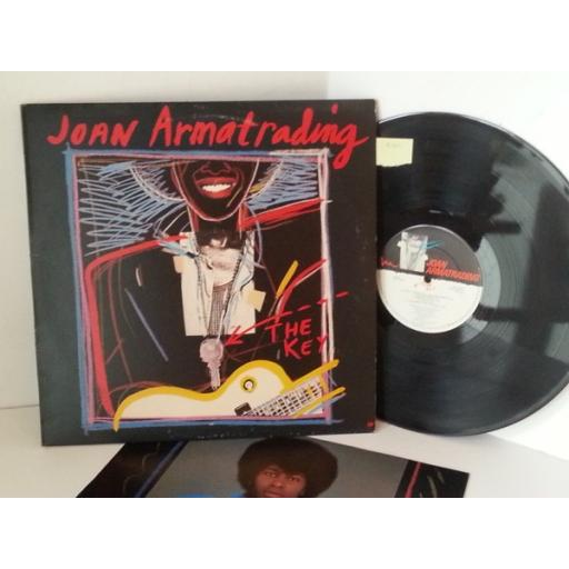 JOAN ARMATRADING the key, AMLX 64912