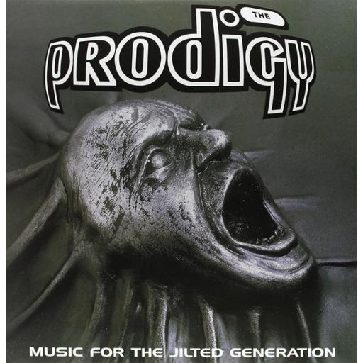 PRODIGY music for the jilted generation, gatefold, double album