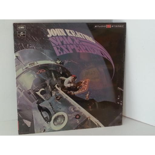 JOHN KEATING space experience, TWO 393, still in shrink wrap