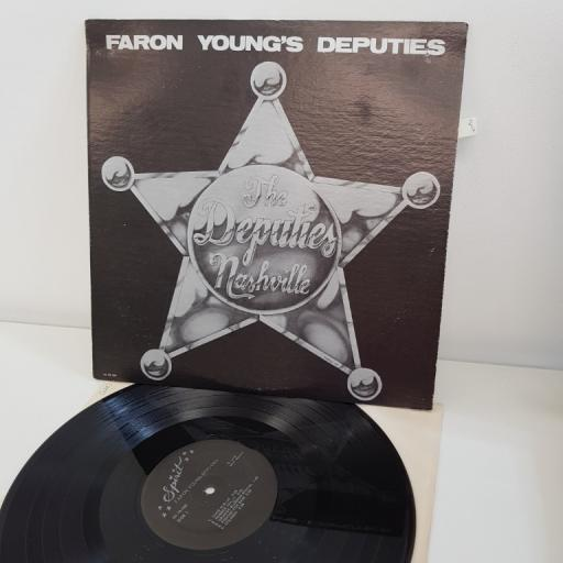 FARON YOUNG'S DEPUTIES THE DEPUTIES NASHVILLE NI-78-789