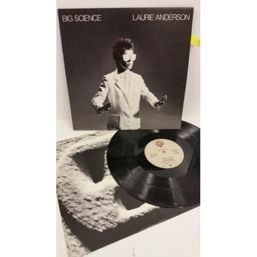 LAURIE ANDERSON big science, K 57002