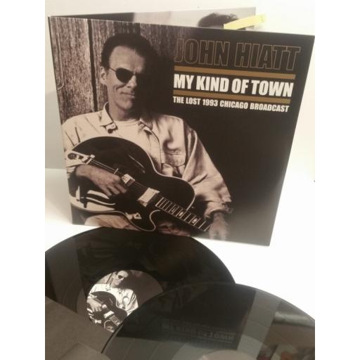 JOHN HIATT my kind of town The lost 1993 Chicago broadcast LETV150LP