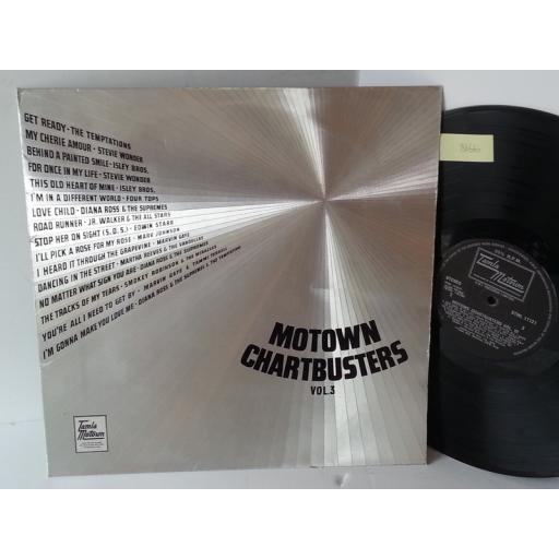 SOLD motown chartbusters volume 3, STML 11121