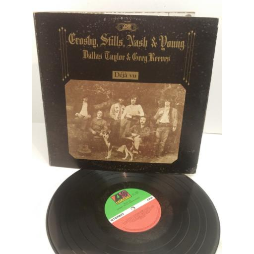 CROSBY STILLS, NASH & YOUNG DEJA VU SD-7200