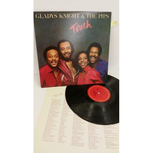 GLADYS KNIGHT AND THE PIPS touch, FC 37086