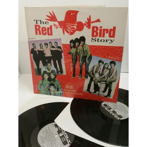VARIOUS ARTISTS the red bird story, CDX 15
